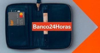 Saque gratuito no Banco24Horas