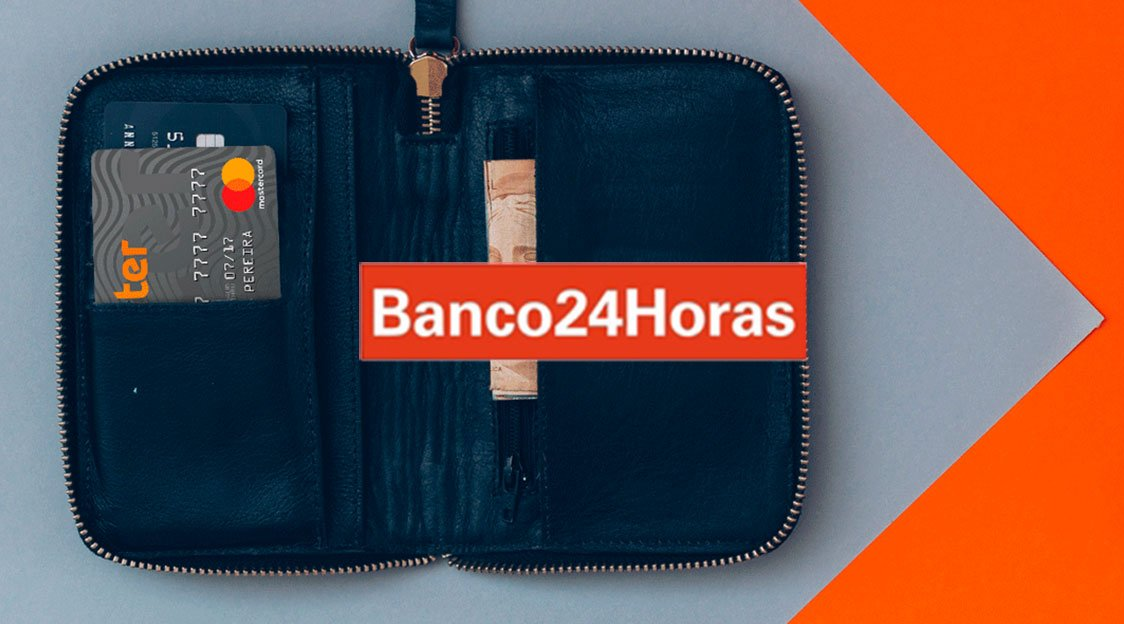 Saque gratuito no Banco24Horas