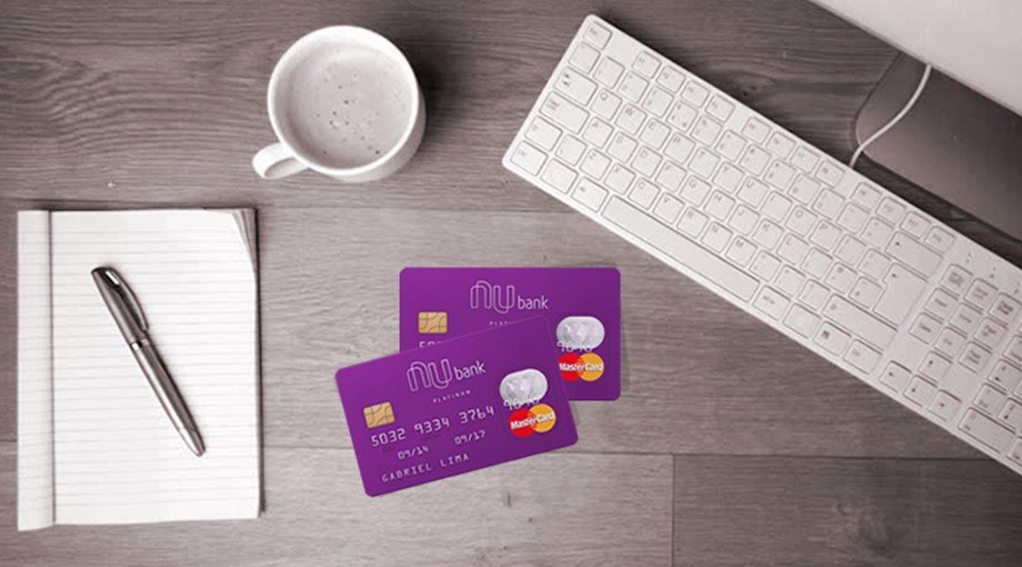 convites para fazer o cartão de crédito Nubank
