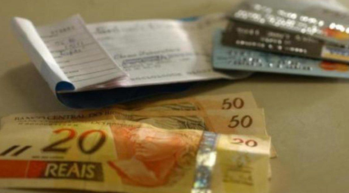 juros do cartão de crédito e cheque especial