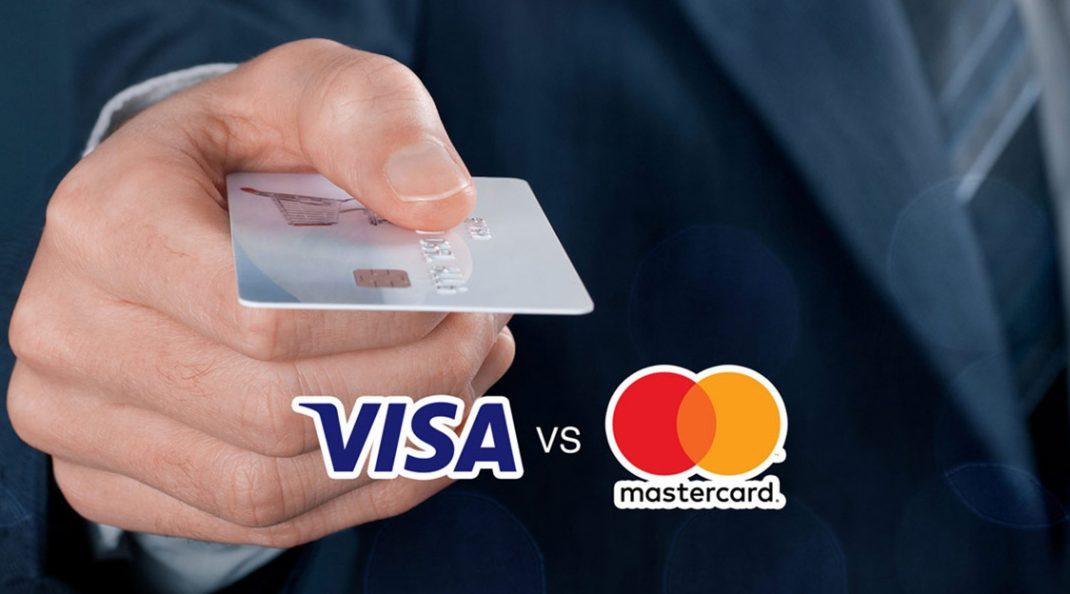 MasterCard ou Visa, qual é a melhor?