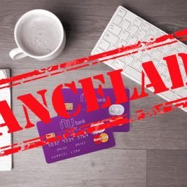 Nubank cancela cartões de crédito