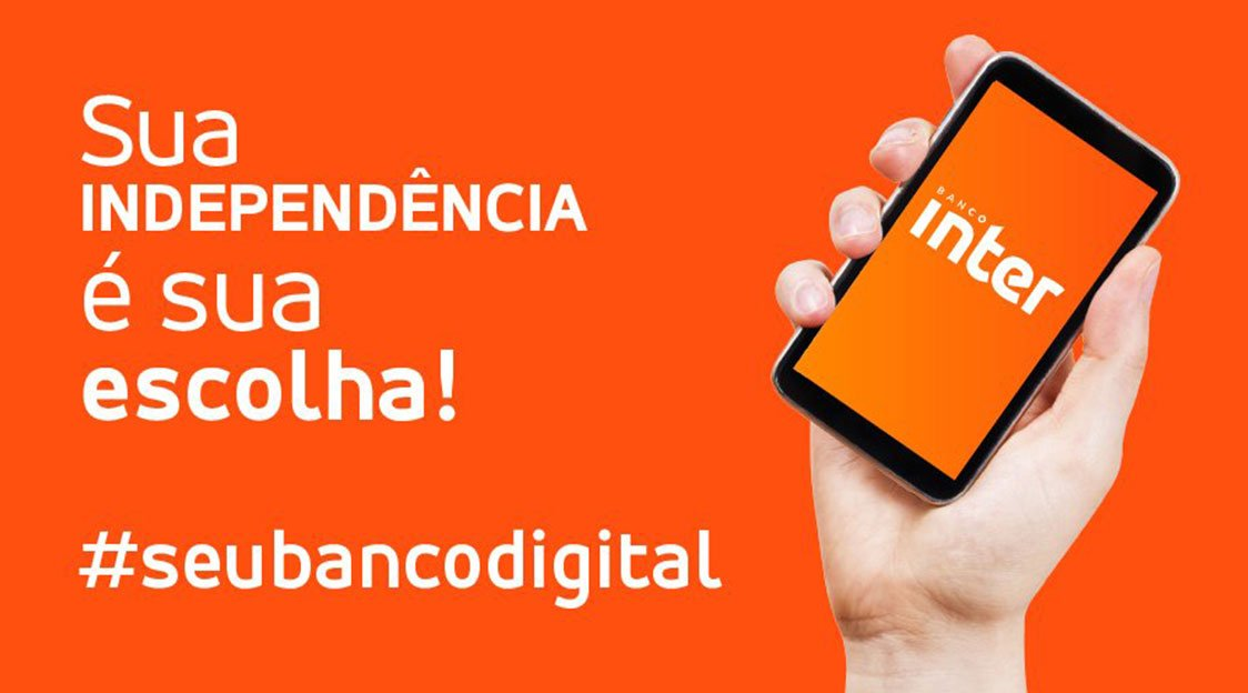 abrir conta digital no Banco Inter