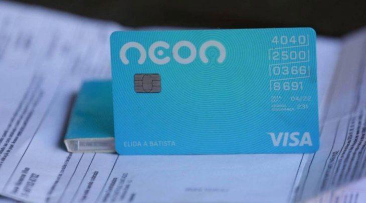 novos clientes para o Banco Neon
