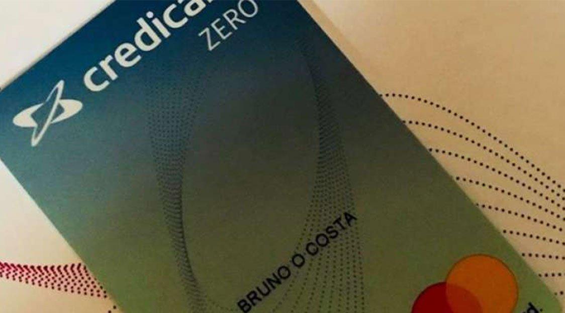 Credicard Zero para compras internacionais