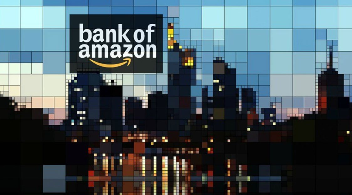 Amazon pode se tornar banco