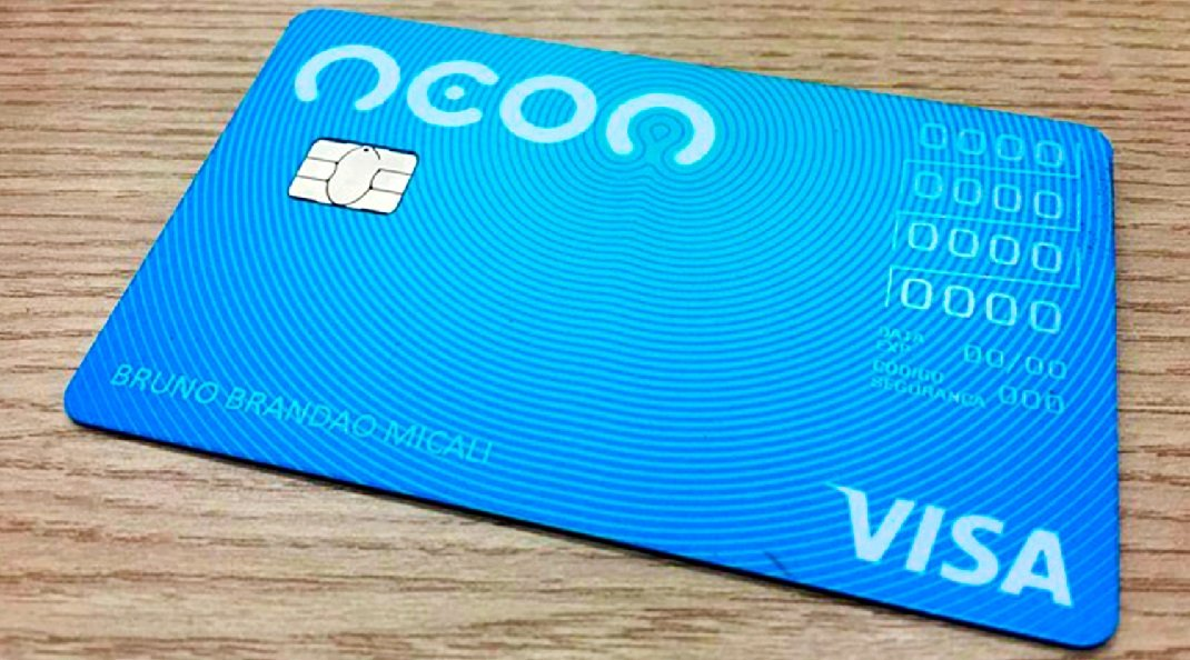 Neon reativa seu cartão de crédito virtual – confira o status dos serviços