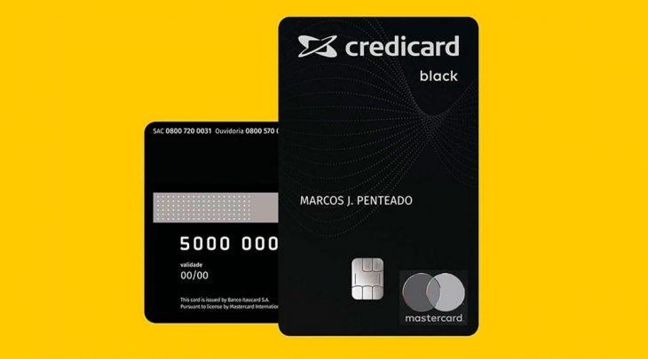 Credicard Black