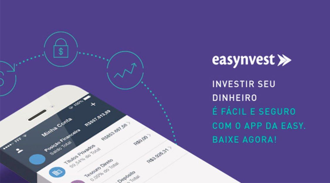 investir na Easynvest