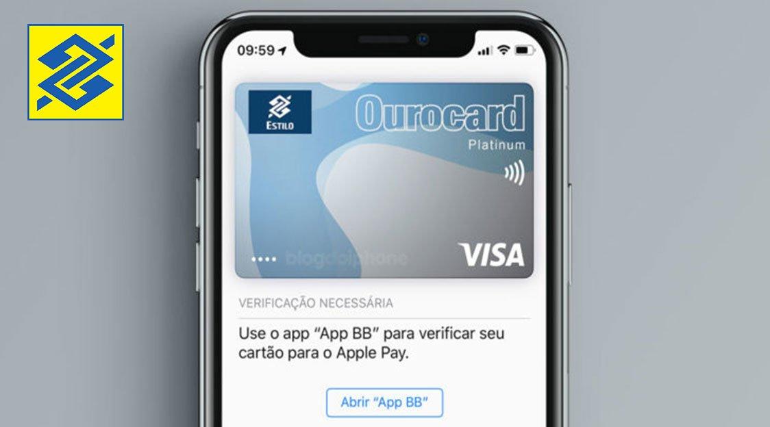 Banco do Brasil já pode ser usado no Apple Pay