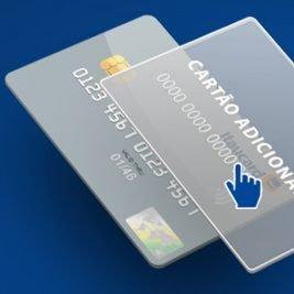 cartão de crédito adicional