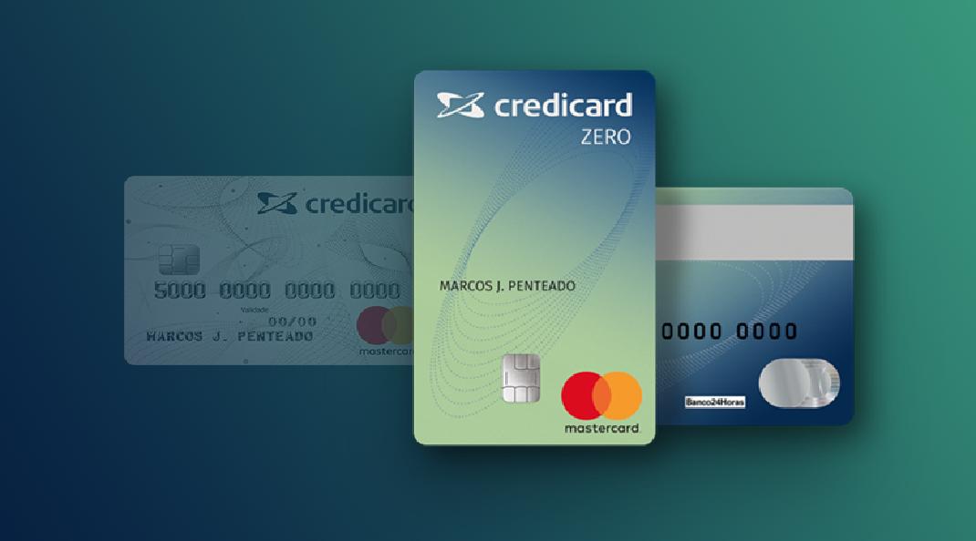 Como mudar seu Credicard Zero para internacional