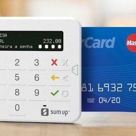 maquininha de cartões SumUp
