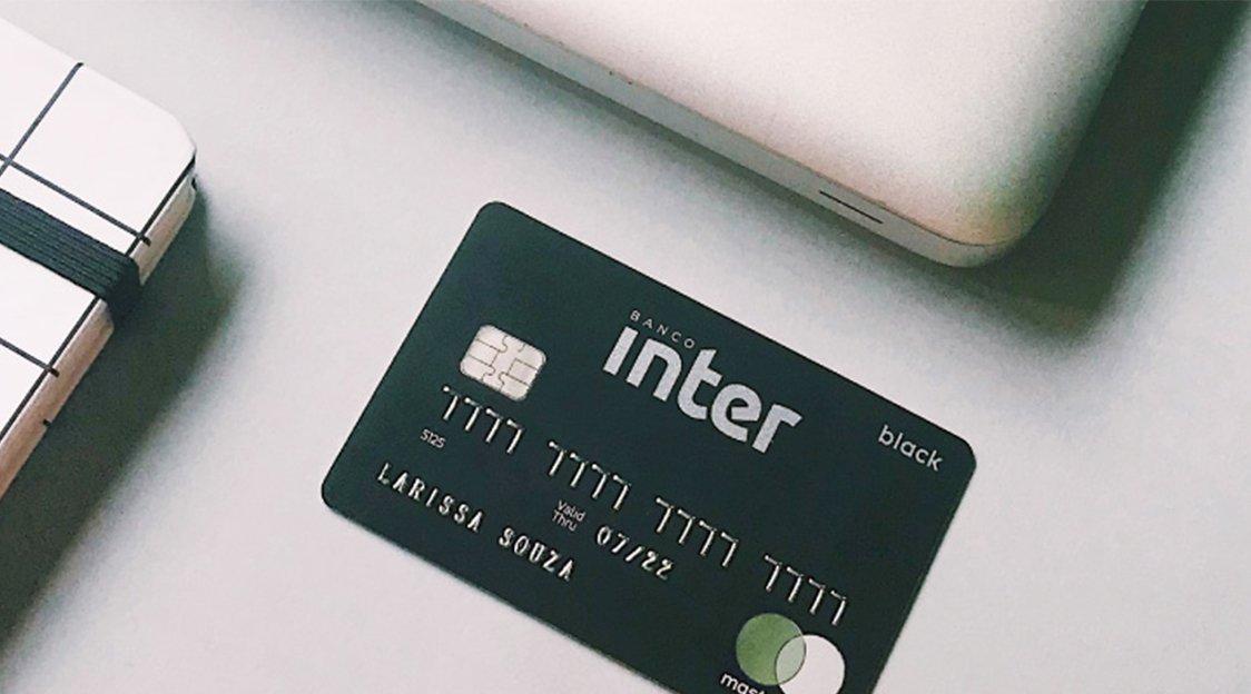 Mastercard Black do Banco Inter
