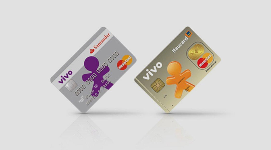 Os benefícios dos cartões de crédito VIVO Itaú e VIVO Santander