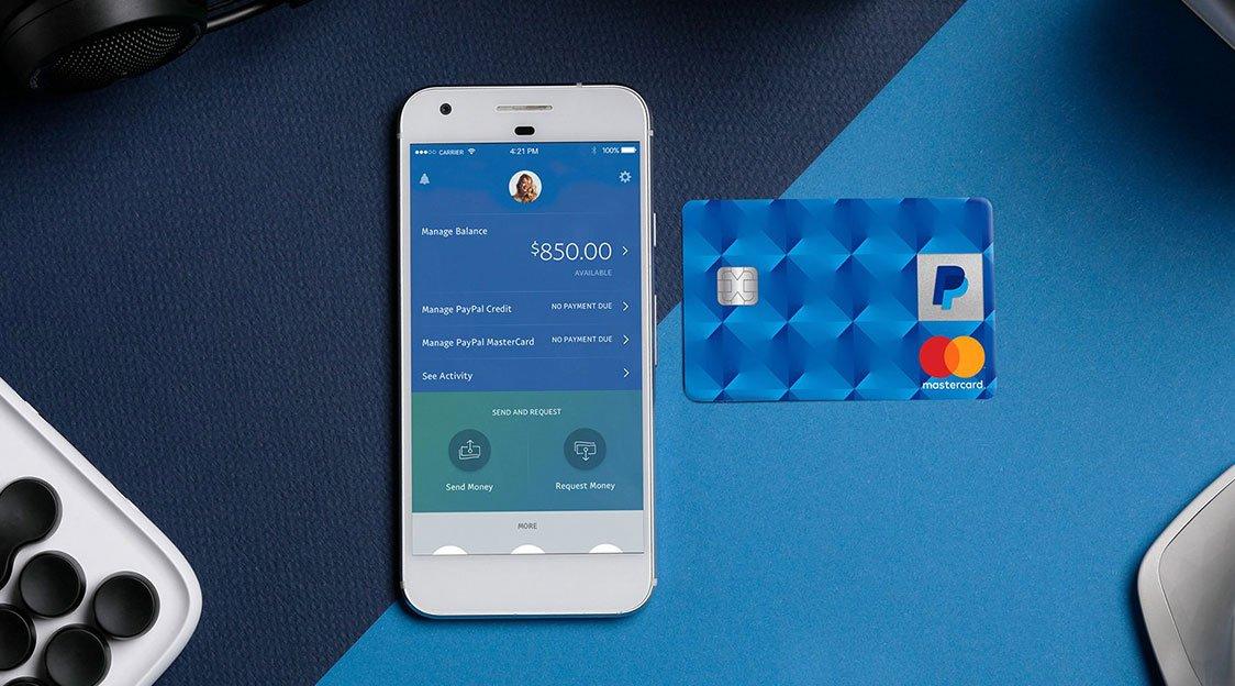 Conheça o cartão de crédito PayPal sem anuidade e com cashback