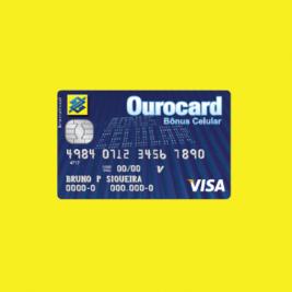 Ourocard Bônus Celular International: anuidade é toda convertida em bônus para o celular