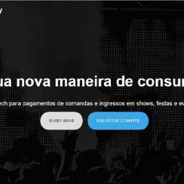 PayParty: Fintech cria comanda digital em QR Code com pagamento pelo Smartphone