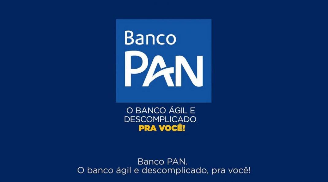 Cartão do Banco Pan