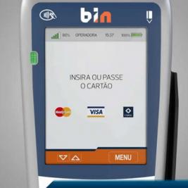 Banco Inter faz parceria com maquininha BIN para empresas