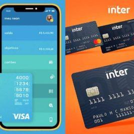 Com seu cartão de crédito, o Neon vai superar o Banco Inter?
