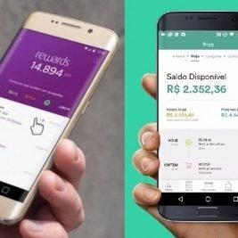 Nubank Rewards ou Trigg Cashback: qual vale mais a pena?