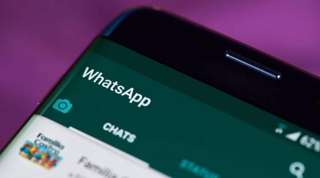 transações financeiras pelo WhatsApp