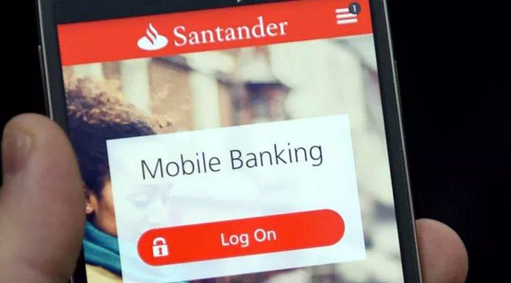clientes do Santander