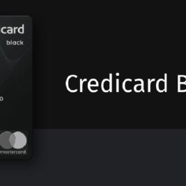 Black Friday: Credicard Mastercard BLACK dá 1 ano de anuidade grátis