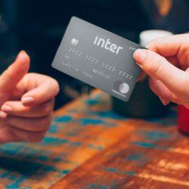 Cartão de crédito do Banco Inter tem a menor taxa de juros do rotativo