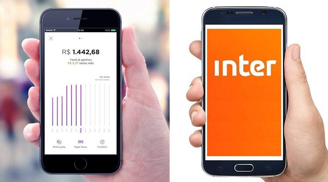 NuConta ou Banco Inter: Onde devo investir 10 mil reais?