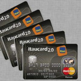 Itaucard 2.0 Platinum MasterCard não tem anuidade nem tarifas