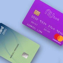 Credicard Zero passando o Nubank