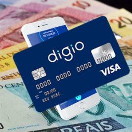 limite do cartão de crédito Digio