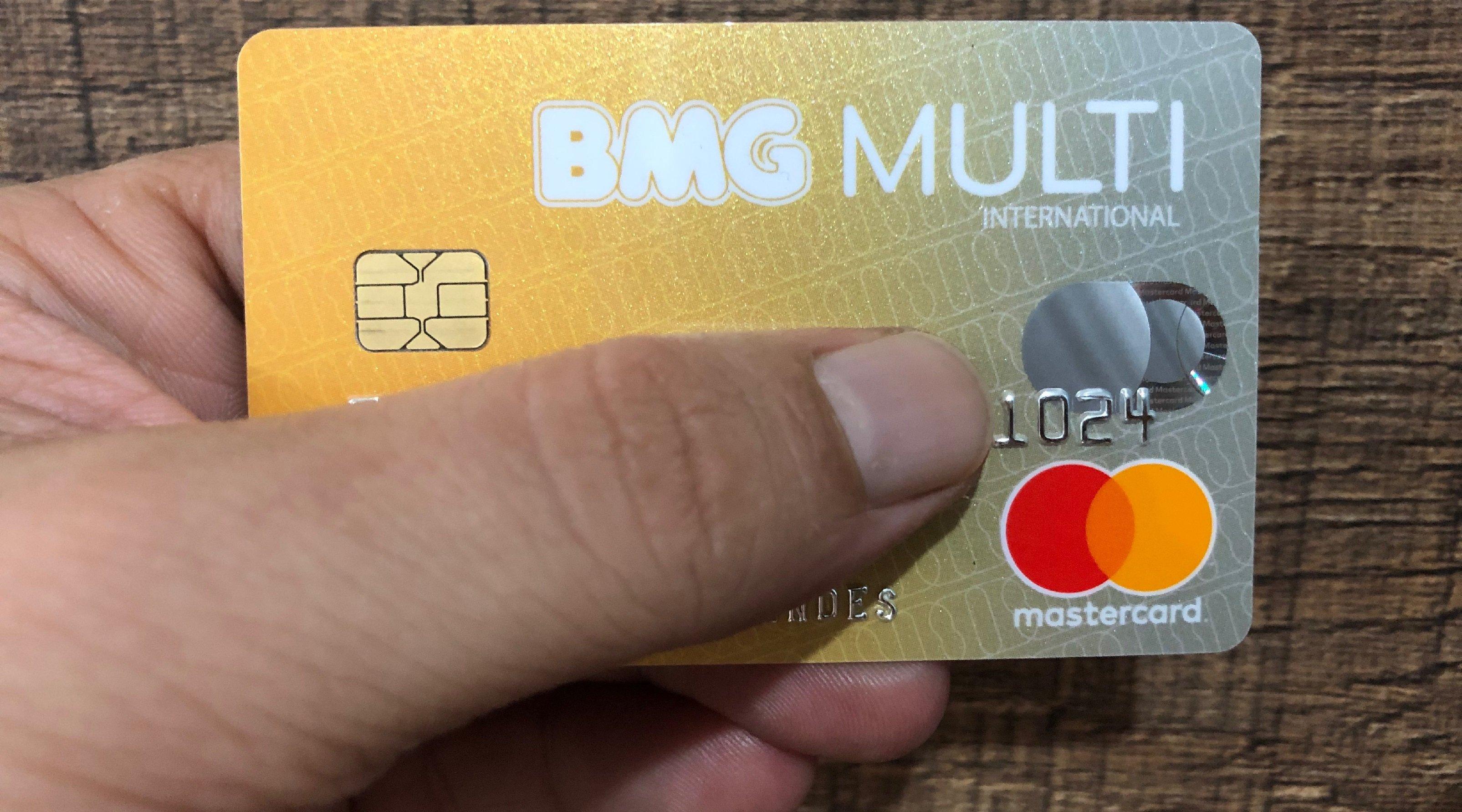 Confira 10 vantagens da conta digital e cartão de crédito BMG Multi