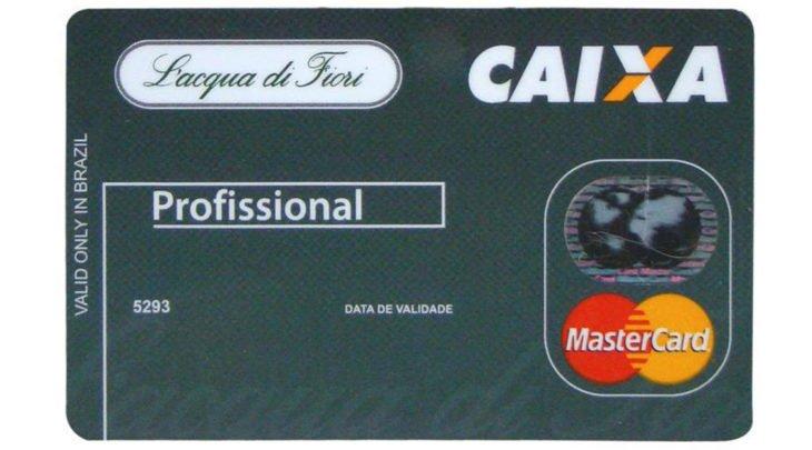cartão de crédito da Caixa sem anuidade