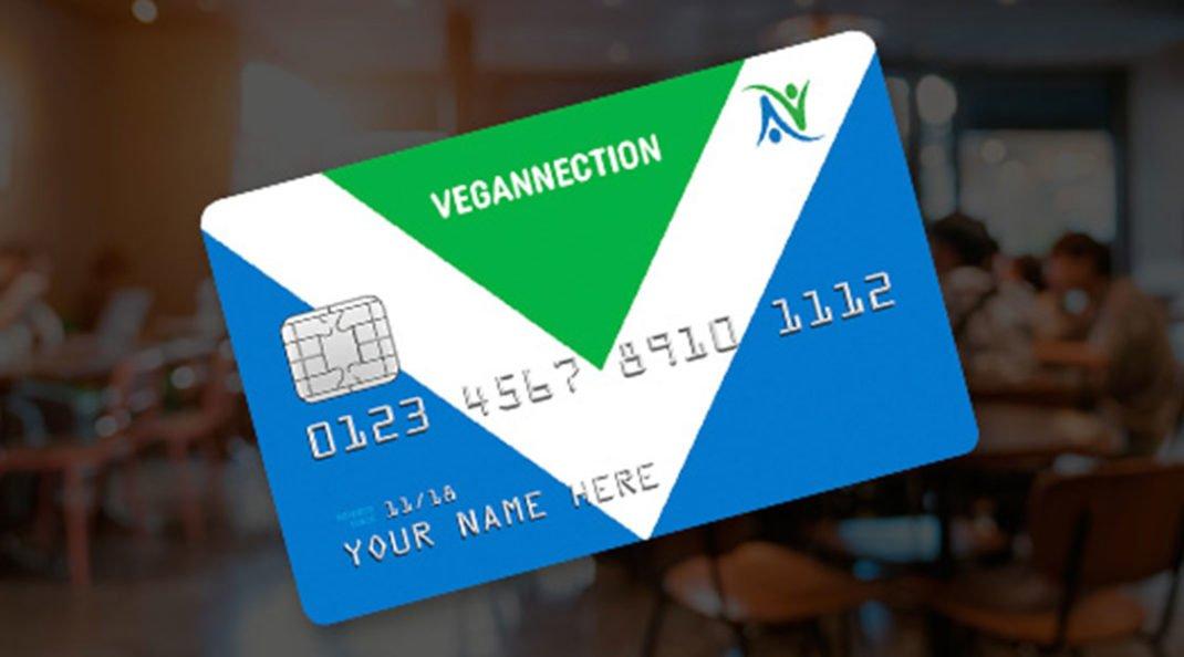cartão vegano