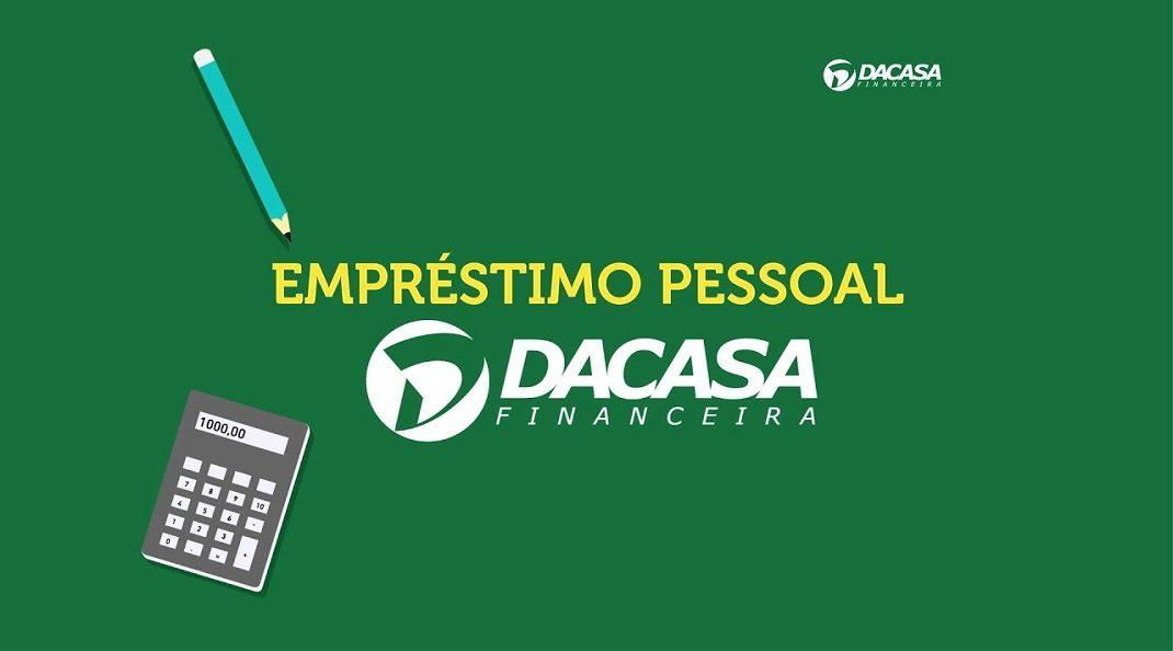 Dacasa: empréstimo s/ consulta ao SPC e Serasa vale a pena?