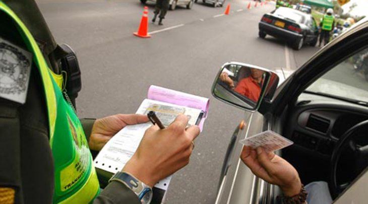 pagar multa de trânsito