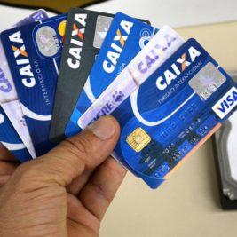aumentar o limite do cartão de crédito da caixa