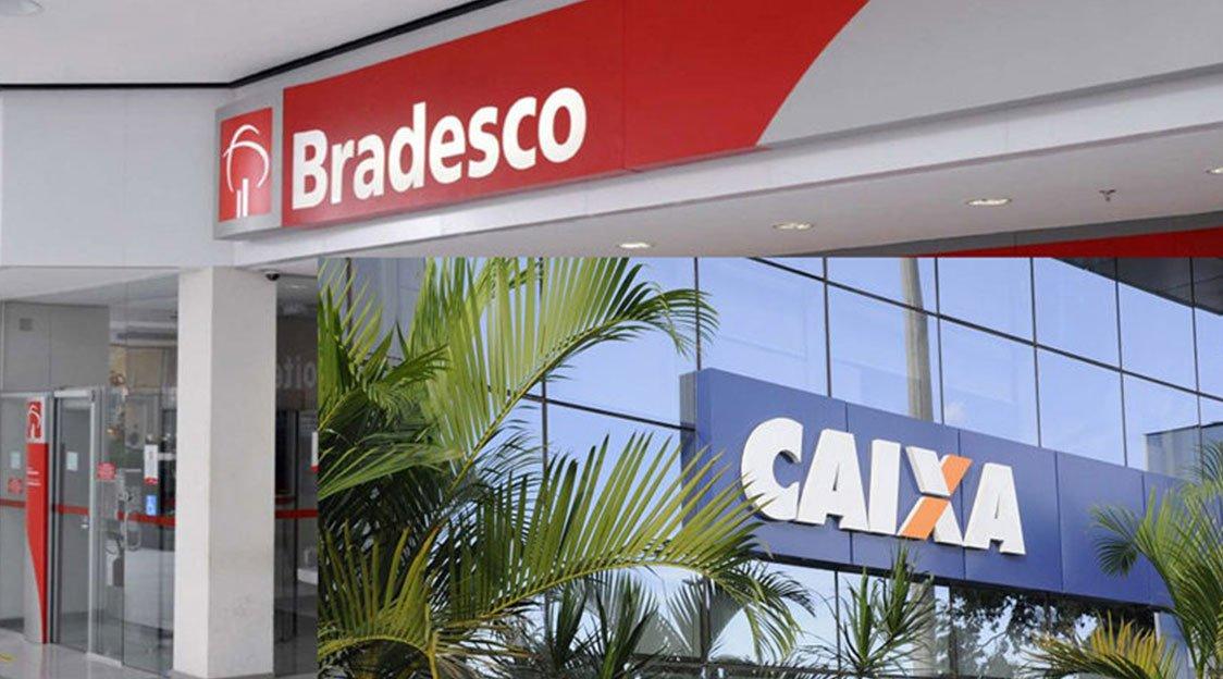 Confira: empréstimos da Caixa e Bradesco sem consulta ao SPC e Serasa