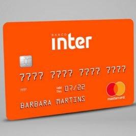 ter o cartão de crédito sem anuidade do Banco Inter