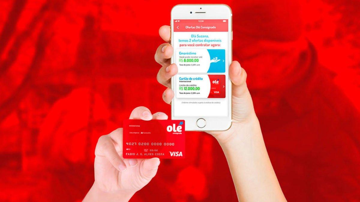 Quais as vantagens do cartão de crédito Olé do Santander sem anuidade e sem consulta ao SPC/Serasa