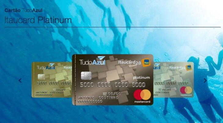 Cartão TudoAzul