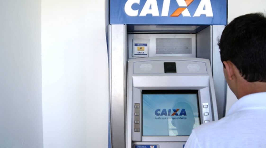 CDC Caixa: dinheiro fácil, rápido e contratação é no caixa eletrônico