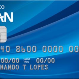 Cartão de crédito Pan é sem anuidade e você escolhe Visa ou Mastercard