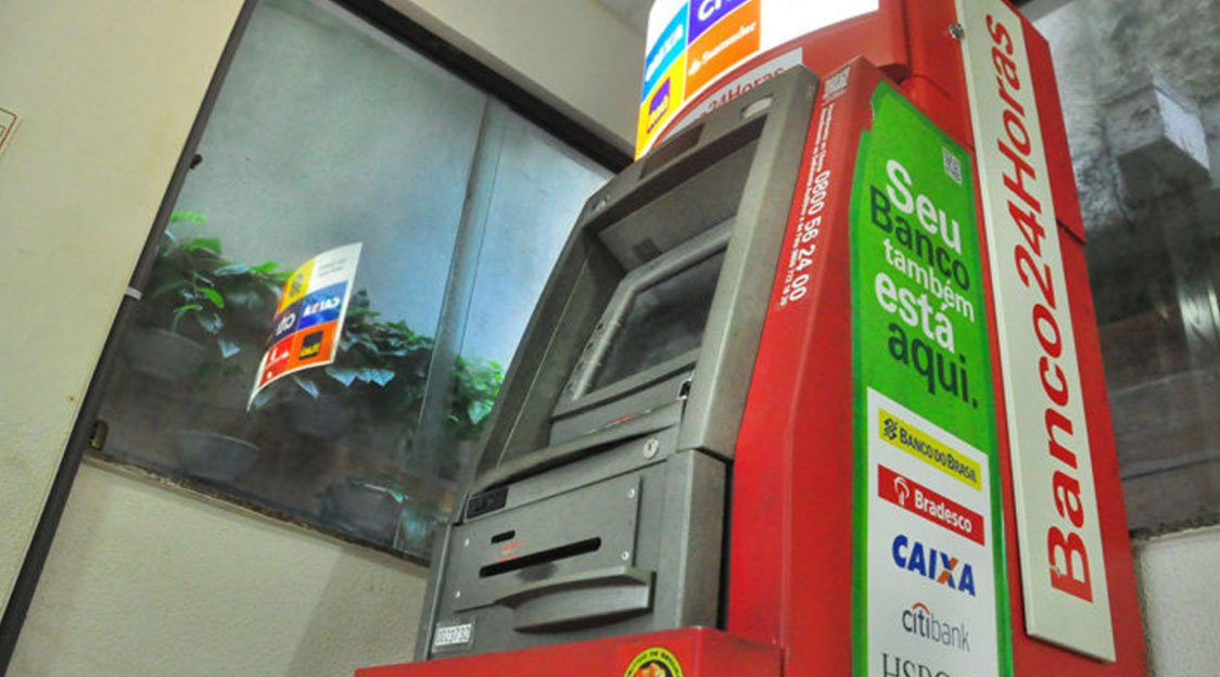 saques gratuitos no Banco24Horas