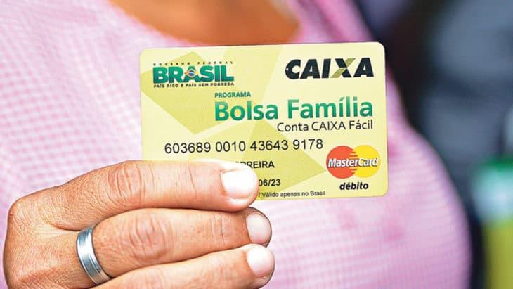 Bolsa Família lançou cartão de crédito