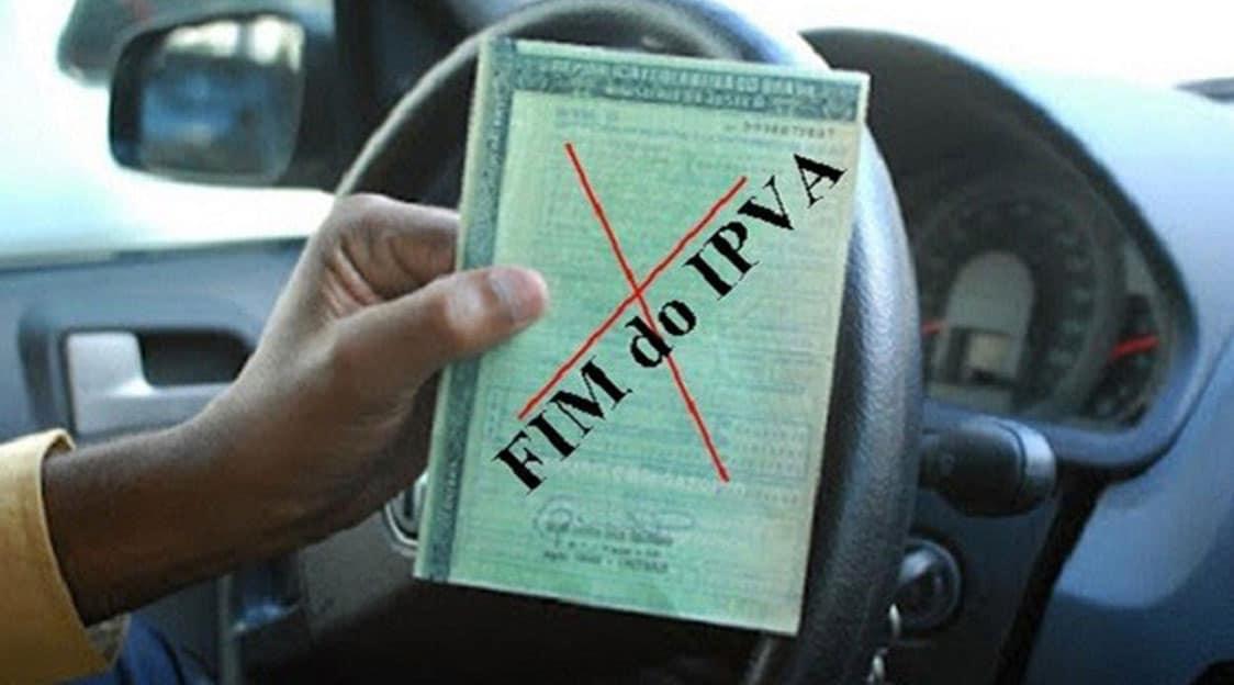 Sérgio Moro quer o fim do IPVA?