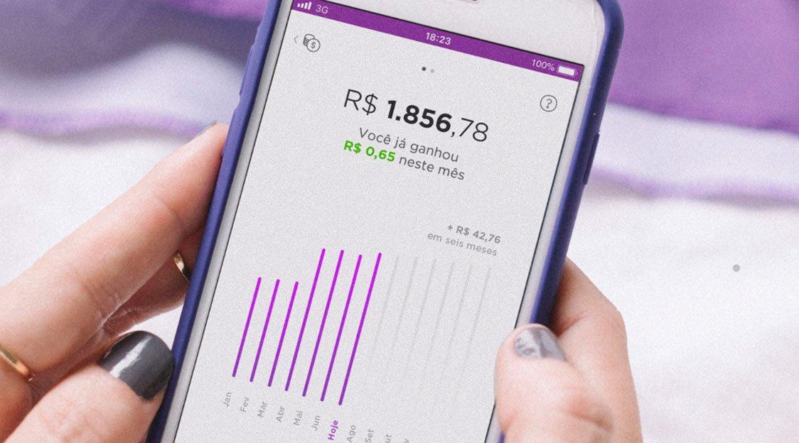 NuConta agora permite transferência via contato telefônico de seu celular, entenda
